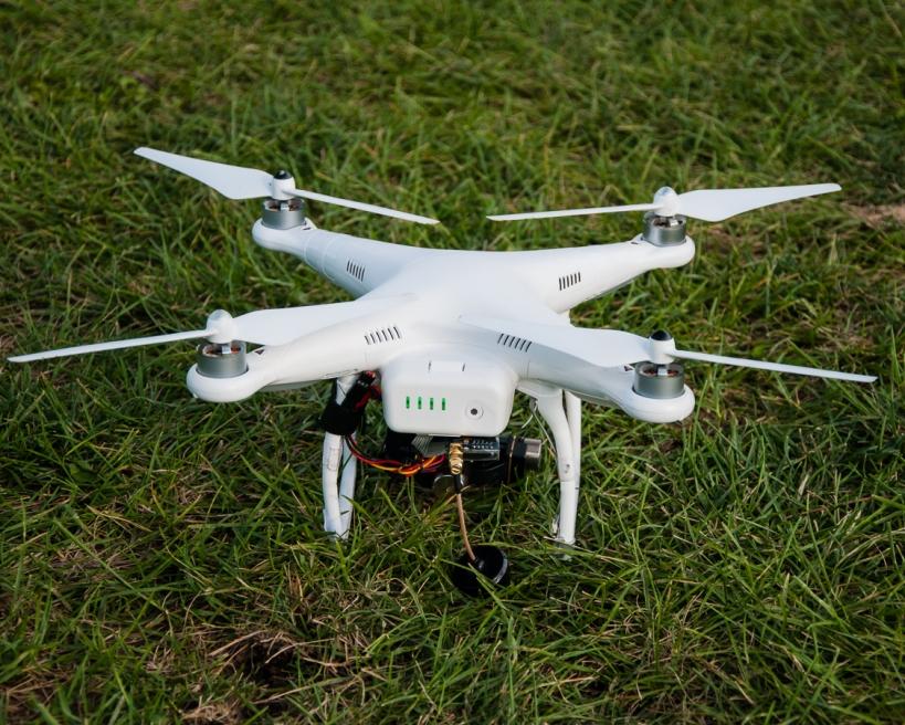 Drone pre-flight checks
