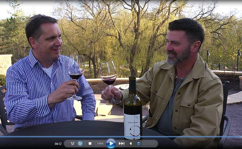 On the Road with Mike Drash (Chankaska Creek Ranch & Winery)